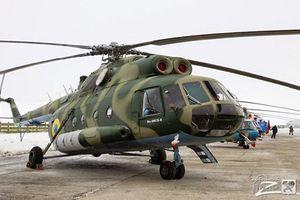 Mổ xẻ trực thăng vận tải Mi-8 MSB-V Ukraine tự 'độ'
