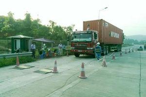 Từ chối phục vụ hơn 3000 xe quá tải trên cao tốc