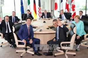 HN Thượng đỉnh G7: Nhất trí về các biện pháp tài chính cho tăng trưởng toàn cầu