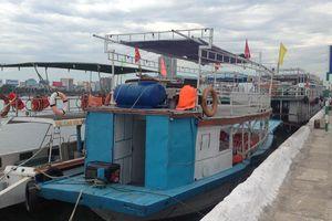 70% tàu du lịch là tàu cải hoán