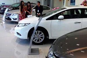 Tháng 5, Việt Nam nhập khẩu 6.911 xe nguyên chiếc