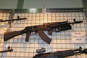 Súng trường AK-103 thất bại ở Việt Nam đã có khách hàng