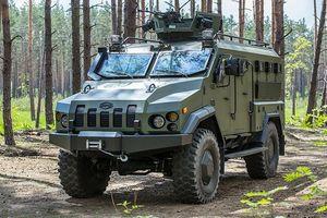 Tại sao xe bọc thép Varta Ukraine 'hút hồn' nước ĐNÁ?