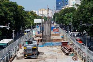 Dự án 'rùa' thế kỷ - metro Nhổn - ga Hà Nội: Lại chậm tiến độ?