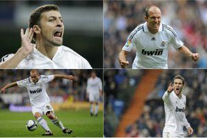 Người thừa tại Real Madrid hóa sao ở CLB khác