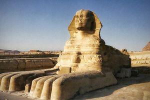 Sự thật kinh ngạc về tượng nhân sư cổ xưa nhất Ai Cập