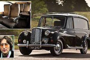 Đấu giá xe cổ Limousine của huyền thoại John Lenon