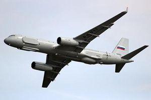 Máy bay Tu-214R Nga hoàn thành nhiệm vụ bí mật ở Syria