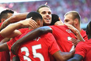 Liverpool vùi dập Barca bằng tỷ số khó tin
