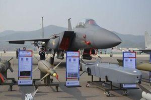 Triều Tiên 'bất lực' trước tiêm kích F-15K và tên lửa KEPD 350?