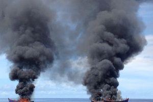 Ngăn chặn tình trạng ngư dân khai thác hải sản trái phép trên vùng biển nước ngoài