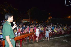 BĐBP tỉnh Quảng Trị tổ chức truyền thông phòng, chống ma túy