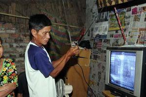 Thị trường anten, dây cáp ồ ạt 'ăn theo' số hóa truyền hình