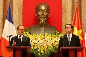 Tuyên bố chung Việt Nam - Pháp