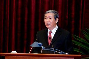Đồng chí Đinh Thế Huynh giữ chức Chủ tịch Hội đồng Lý luận Trung ương nhiệm kỳ 2016 - 2021