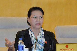 Đề nghị báo cáo Quốc hội về Formosa, Biển Đông: 'Không tránh né nữa'