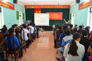 BĐBP Quảng Trị tuyên truyền, phổ biến, giáo dục pháp luật cho nhân dân biên giới