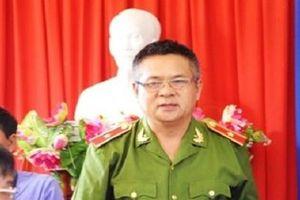 Tướng Hồ Sỹ Tiến - người chỉ huy điều tra các vụ thảm án rúng động
