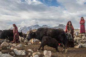 Chùm ảnh bộ tộc Wakhi cách biệt với thế giới bên ngoài