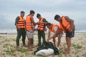 BĐBP Quảng Trị cứu tàu vận tải gặp nạn, trôi dạt trên biển