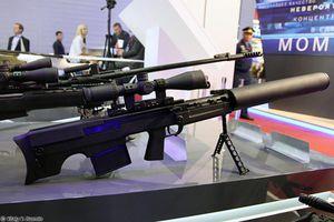 Chiêm ngưỡng kho súng đẳng cấp của Quân đội Nga
