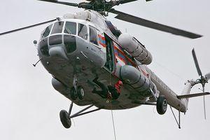 Nga: Rơi trực thăng, 19 người thiệt mạng