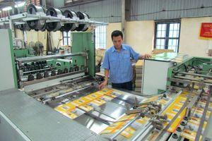 Văn phòng phẩm Hồng Hà: Đầu tư công nghệ nâng cao chất lượng sản phẩm