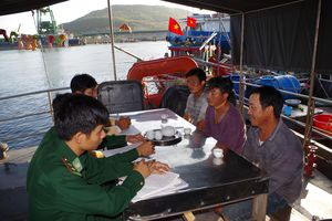 Phối hợp tuần tra, kiểm soát đảm bảo an ninh, an toàn đường thủy nội địa