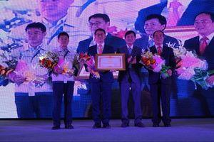 Doosan Vina đón nhận bằng khen của Thủ tướng Chính phủ