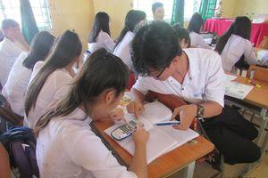 Thi trắc nghiệm và những lưu ý trong dạy học, kiểm tra đánh giá môn Toán