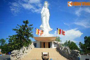 Thăm Quan Âm Phật đài linh thiêng nổi tiếng xứ Huế