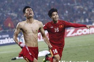 Đội tuyển Việt Nam chia tay AFF Cup 2016 sau nỗ lực phi thường