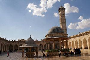 Chùm ảnh thành phố Aleppo sầm uất trước chiến tranh