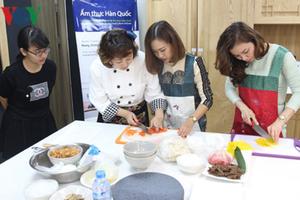 Trải nghiệm văn hóa ẩm thực Hàn Quốc tại Hà Nội