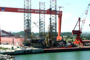 Công nghiệp tàu thủy Dung Quất đã 'bê bết' như nào khi chuyển từ Vinashin sang PVN?