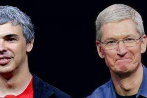 Larry Page, Tim Cook lọt top những CEO 'đắt giá' nhất thế giới