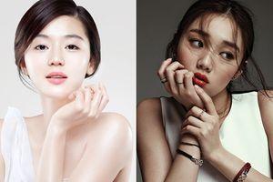 So kè phong cách thời trang của 2 nàng 'tiên' truyền hình đang gây sốt tại Hàn Quốc