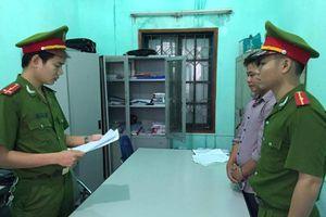 Bắt tạm giam hai cán bộ huyện Tam Đảo