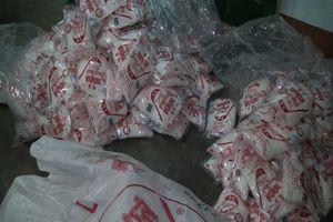 BĐBP Quảng Trị bắt vụ vận chuyển 1 tấn đường kính Thái Lan