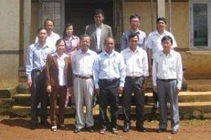 Chuyện đóng góp sức dân xây dựng nông thôn mới ở Tân Châu