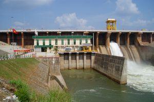 Thủy điện Cần Đơn: Ưu tiên an toàn hồ đập