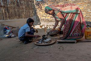 Cám cảnh cuộc sống nghèo khó của người dân Nepal