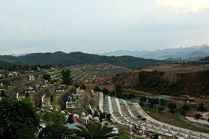 Báo hiếu mùa lễ Vu Lan: Mua 'sổ đỏ' nghĩa trang tặng bố mẹ