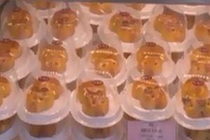 Phát hiện nhiều xưởng bánh Trung thu bẩn ở TP.HCM