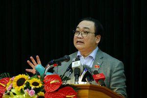 Bí thư Hà Nội: Giảm bớt hội họp, giải quyết bức xúc cho dân
