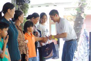Amway Việt Nam tổ chức ngày tình nguyện vì cộng đồng