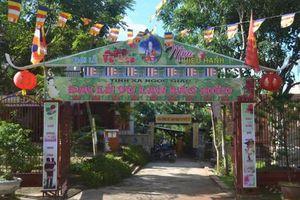 Đạo chích 'ghé thăm' nhà chùa, phá hòm công đức 'ôm' đi 70 triệu đồng