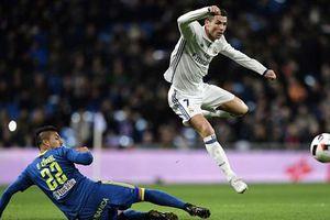 Ronaldo tịt ngòi, Real thua trận thứ 2 liên tiếp