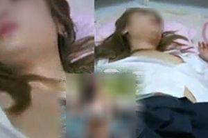 Hot girl bị bỏ thuốc mê vào rượu, cưỡng hiếp và tung clip sex lên mạng