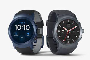 Đồng hồ thông minh LG Watch ra mắt: Đẹp, nhưng nút vặn giống Digital Crown